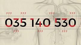 Angka Sakti Pencegah Sakit Jantung