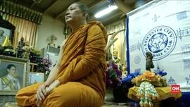 Biksu Thailand Berkati Leicester City Juara