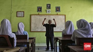 Guru Honorer K2 Belum Diangkat 2020 Ikut Seleksi 2021