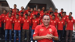 Jadi Calon Ketum PSSI, Pangkostrad Dapat Izin Panglima TNI