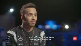 Hamilton: Saya Tak Berutang Apapun pada Formula 1