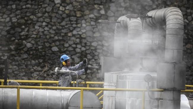 Pekerja PLN Tolak 'Anak' Pertamina Pimpin Holding Geothermal