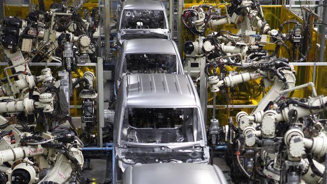 Pada 2025, Indonesia 'Sanggup Produksi 2,2 Juta Mobil'