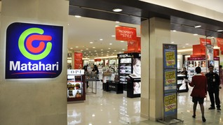 Auric Capital Kantongi Saham Matahari Department Store