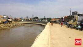 Warga Kampung Pulo Tak Lagi Kebanjiran