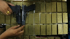Selandia Baru Sahkan UU Kepemilikan Senjata Api