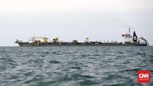 Tambang Pasir Makassar New Port Disetop Usai Aksi Molotov
