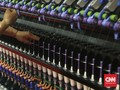 2,1 Juta Pekerja Industri Tekstil Dirumahkan