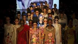 Kemeriahan Panggung Busana Sao Paulo Fashion Week