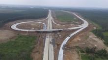 Hutama Karya Pakai PMN Rp11 T Percepat Tol Trans Sumatra