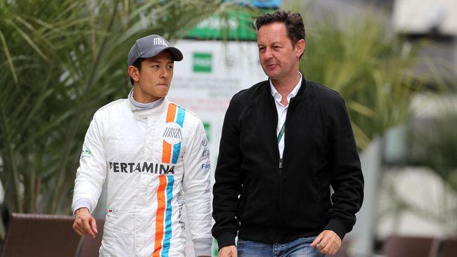 Piers Hunnisett optimistis Rio Haryanto dapat kembali tampil di F1 musim depan. Hunnisett mengatakan pihaknya telah menjaring minat sponsor untuk Rio.