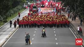 Wabah Corona, KSPI Tak Turun ke Jalan di Hari Buruh 1 Mei