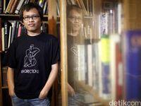 Karya-karya Eka Kurniawan Mampu Warisi Tradisi Sastra 'bergerak'