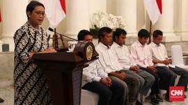DPR Minta Pemerintah Segera Bebaskan 4 WNI Sandera Abu Sayyaf