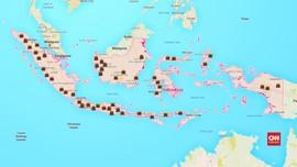 Kekayaan Mineral Indonesia di Jalur Cincin Api