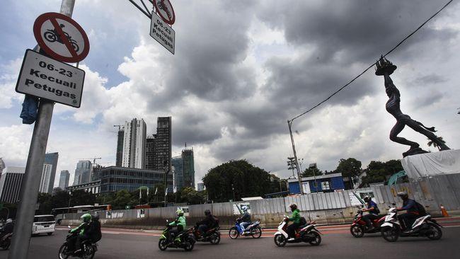 Badan Pengelola Transportasi Jabodetabek (BPTJ) sudah meminta Kepala Dinas Perhubungan di Bogor, Depok, Tangerang dan Bekasi untuk menyiapkan kebijakan ini.