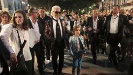 Selebriti yang Kena Nyinyiran Pedas Karl Lagerfeld