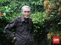 Penyair Sapardi Djoko Damono Meninggal Dunia