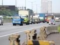 Volume Kendaraan di Gerbang Tol Cikarang Utama Naik 40 Persen