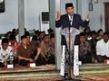 Jokowi Minta Orientasi Santri Bukan Lagi Cari Pekerjaan