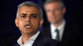 Wali Kota London Sadiq Khan: Kami Takkan Kalah oleh Terorisme