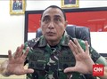 Pensiun Dini, Edy Rahmayadi Dicopot dari Jabatan Pangkostrad