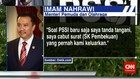 Menpora Cabut Sanksi Pembekuan PSSI