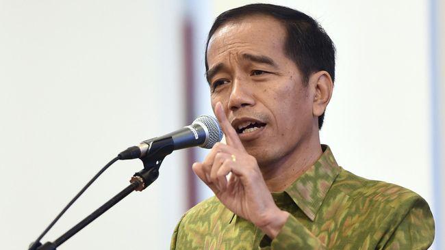 Jokowi jadi target paling banyak menerima petisi online di situs change.org. Setelah Jokowi ada Polda Kalbar, Mabes Polri, hingga Bank China.