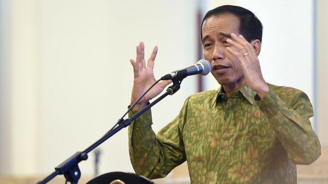 Jokowi Kritik Kebiasaan Menaikkan Harga Jelang Lebaran