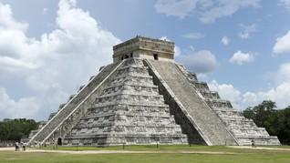Istana Suku Maya Berusia 1.000 Tahun Ditemukan di Meksiko