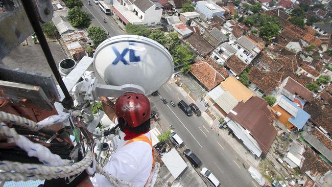 XL merampungkan pita frekuensi 2,1 GHz dari 16 hari lebih cepat dari jadwal semula dan menjanjikan akses internet 4G lebih cepat.