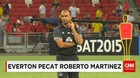 Everton Umumkan Pemecatan Pelatih Roberto Martinez