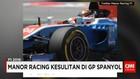 GP Spanyol, Rio Haryanto Finis di Posisi 17