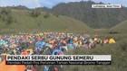 5.442 Pendaki Kunjungi Semeru Sejak Pembukaan Awal Mei