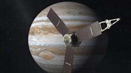 NASA Perpanjang Misi Pesawat Juno di Jupiter hingga 2025