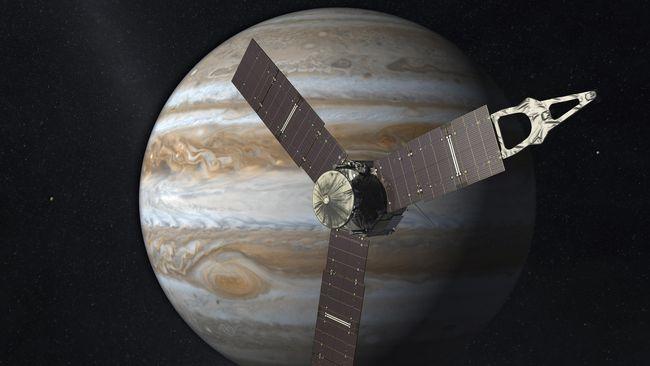 NASA membatalkan rencana untuk mengakhiri hidup wahana antariksa Juno dan membuatnya tetap bekerja hingga 2021.