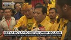Setya Novanto Terpilih Sebagai Ketua Umum Partai Golkar