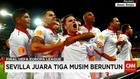 Sevilla Juarai UEFA Europa League