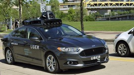 Dihardik Tim Cook, Ini Cara Uber Kelabui Apple Bertahun-tahun