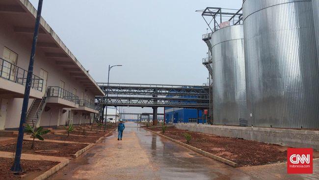 Kementerian ESDM menyatakan baru 17 proyek smelter yang rampung 100 persen pengerjaannya hingga 20 November 2019.