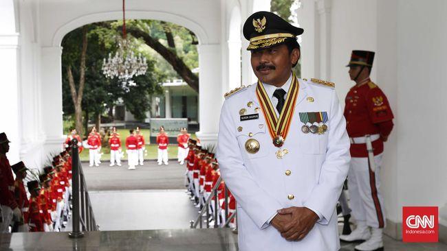 Kemendagri menyebut berdasarkan UU Pemda, Wagub Kepri Isdianto otomatis menjadi Plt Gubernur jika Nurdin Basirun resmi ditahan KPK usai diciduk dalam OTT.