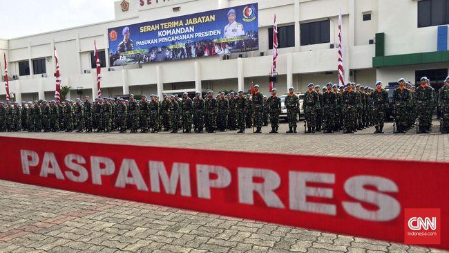 Paspampres mengatakan urusan dengan pengendara motor yang menerobos Ring 1 Istana Kepresiden Jakarta sudah selesai sejak Minggu 21 Februari lalu.