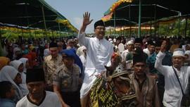 Sirekap Pilkada Pasuruan: Gus Ipul Unggul Lawan Jagoan PDIP