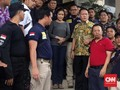 Riuh Media Iringi Keberangkatan Jessica ke Rutan Pondok Bambu