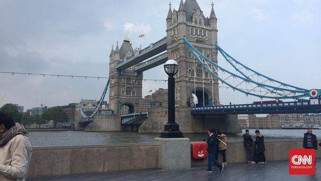Tanpa Pawang Hujan, Indonesia Tetap 'Menantang' London