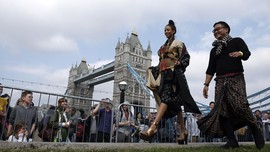 Mode Indonesia Curi Perhatian di London