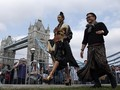 Mode Indonesia Curi Perhatian di London