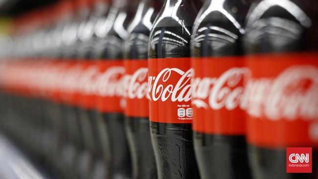 Saham Coca-cola Anjlok Bukan Cuma Gegara Ronaldo