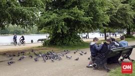 Akan Ada Bukit Buatan di Sudut Kota London