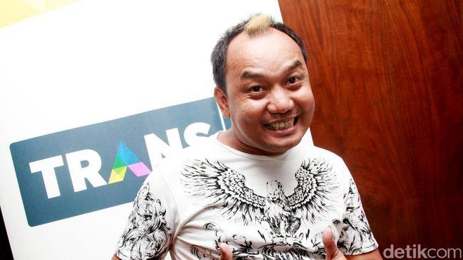Demi Korban Corona, Azis Gagap Putuskan Kembali ke Dunia Hiburan